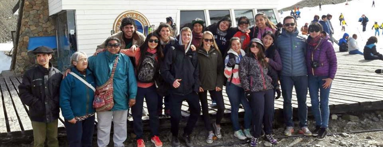 Estudiantes del Albergue visitaron diversos centros turísticos de Esquel